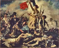 the french revolution   28 liberty leading the people eugene delacroix