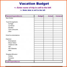 Student Budget Planner Student Budget Worksheet Template Business