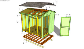 Shed Roof Designs Building A Shed Roof Free Garden Plans How To Build Garden