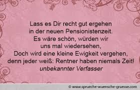 Sprüche Zum Ruhestand Pensionierung Abschiedssprüche Kollegen