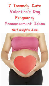 valentines day pregnancy announcement cards 7 insanely adorable valentines day pregnancy announcement ideas
