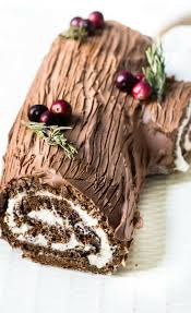 Buche De Noel Yule Log Cake Blogger Bests