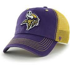 Caps Nba Minnesota Hats Wesfunk New - Vikings Baseball ca amp; Era