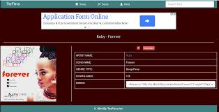 Download Music Sharing System Php Source Code Coderspage