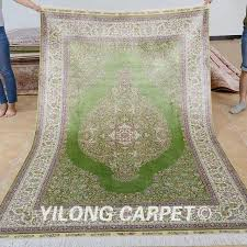 emerald green oriental rugs handmade carpet vantage hand knotted 5 traditional fine