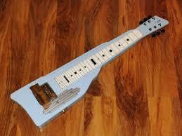 Lap Steel Guitar Design Construction Plans To Build This Danelectro Style Steel Guitar John