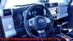 Parting Out 2007 Toyota FJ Cruiser - Stock - 4073PR - TLS Auto ...
