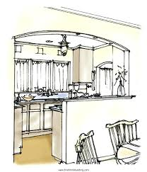 Open Plan Kitchen And Living Room Designs  CenterfieldbarcomOpen Concept Living Room Dining Room And Kitchen