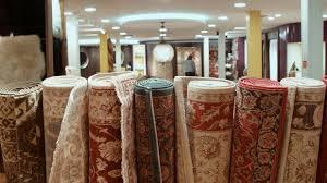 the rug house showroom