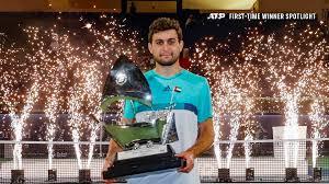 First-Time Winner Spotlight: Aslan Karatsev   ATP Tour
