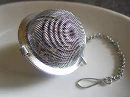 The product fits most carafes and mugs, brewing a maximum of 10 cups of coffee. Mesh Tea Strainer Ball Mcnulty S Tea Coffee Co Inc