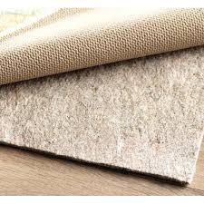 basics felt latex non slip rug pad reviews liner mohawk