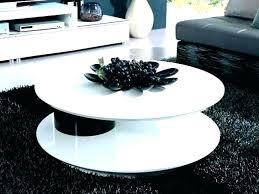 modern white round coffee table white round coffee table contemporary round coffee table round white coffee