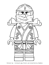 Small Picture ninjago coloring pages LEGO Ninjago Golden Ninja Coloring Pages