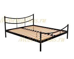Двуспальная металлическая <b>кровать BRIO</b> (<b>БРИО</b>) <b>Стиллмет</b> ...