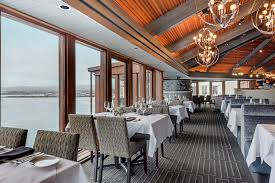 Montery Waterfront Seafood Restaurant Dining With A View