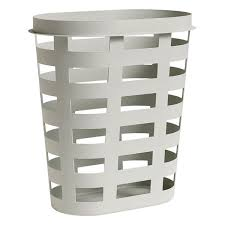 Cool laundry baskets Grey Hay Laundry Basket L Light Grey Finnish Design Shop Hay Laundry Basket L Light Grey Finnish Design Shop