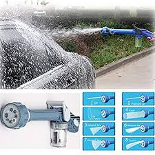 Kriya enterprises <b>Ez Jet Water Cannon</b> 8 In 1 Turbo Spray Gun for ...