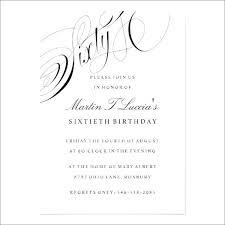 Formal Dinner Invitation Sample Invitation To Birthday Dinner Formal Birthday Dinner