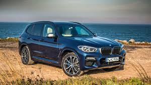 BMW Convertible bmw suv colors : 2018 BMW X3 M40i: A 355-horsepower SUV worthy of the M badge ...