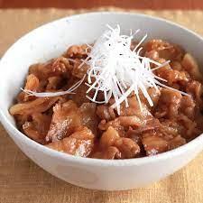 豚肉 丼 レシピ
