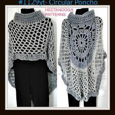 Free Crochet Poncho Pattern Simple Inspiration Design