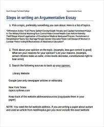 of college essays college level argumentative essay
