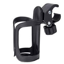 <b>Baby</b> Stroller Cup Holder Bike Cup Holder <b>360 Degree Rotation</b> ...
