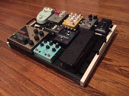 Designing A Pedal Board Red Panda Nomad