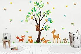 Forest Nursery Decals - Woodland Nursery Stickers for Baby Room - Wall Decals for Kids - & Amazon.com: Forest Nursery Decals - Woodland Nursery Stickers for ... www.pureclipart.com