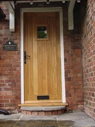 wooden front doorWall Mounted Wooden Doors  House Design