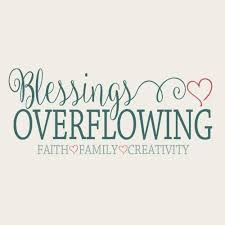 Image result for pictures of overflowing blessings