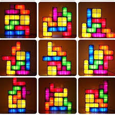 Buy Tetris Light Us 18 29 20 Off Novelty Tetris Night Light Colorful Stackable Tangram Puzzles 7 Pieces Led Induction Interlocking Lamp 3d Toys Ideal Diy Gift In Led