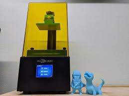 <b>Anycubic Photon Zero 3D</b> printer review: This is the place to start ...