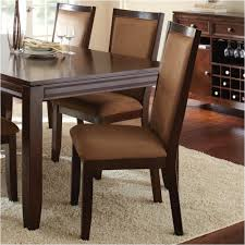 bowery hill furniture.  Hill Bowery Hill Upholstered Dining Chair In Espresso And Furniture P