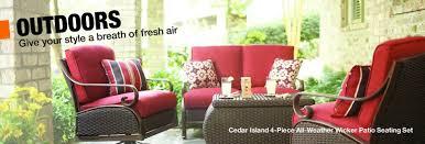 homedepot patio furniture. Innovative At Home Patio Furniture Backyard Decor Photos Depot Martha Stewart Citizen Homedepot P