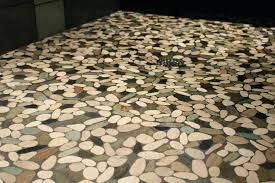river rock flooring rock floor tile large size of home design niche river rock shower floor river rock flooring