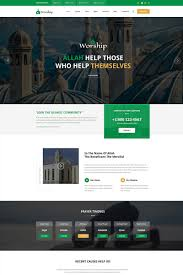 Bootstrap Website Worship Islamic Center Bootstrap Html Website Template