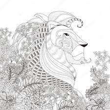 Kleurplaten Leeuw