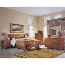 Klaussner Bedroom Furniture Klaussner Furniture Baxter Sleigh Customizable Bedroom Set