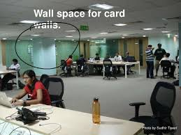 open office concepts. Wall Space For Card Walls.\u003cbr /\u003ePhoto By SudhirTiwari\u003cbr / Open Office Concepts