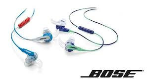 bose freestyle earbuds. the bose brand is not known for bright colors when it comes to its products, but freestyle earbud feature a great executive tone while still having freestyle earbuds