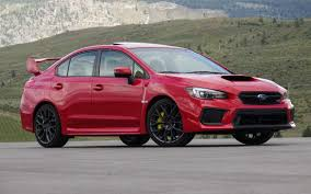 2018 subaru impreza sti. contemporary subaru 2018 subaru wrx and sti throughout subaru impreza sti