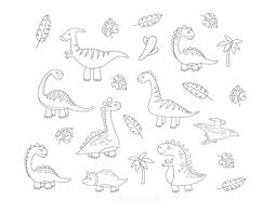 Dinosaur animal coloring pages are a fun and educational activity that help kids recognize the different dinosaurs shapes and colorings. 128 Best Dinosaur Coloring Pages Free Printables For Kids