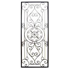 Black Iron Wall Decor Black Wrought Iron Wall Decor Wall Decals 2017