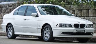 BMW 5 Series bmw 5 series 2000 : History of the BMW 5 Series - Carrrs Auto Portal
