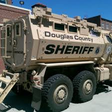 Military hardware gives rural officers a sense of security ...