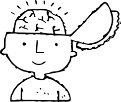 Small Picture Download Coloring Pages Brain Coloring Page Parts Of The Brain