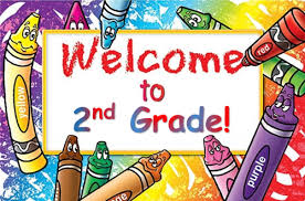 Image result for welcome to 2nd grade
