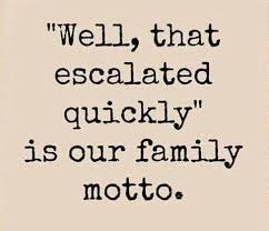 Funny Quotes About Family Cool Most Funny Quotes Family Motto Funny Most Funny Quote Flickr